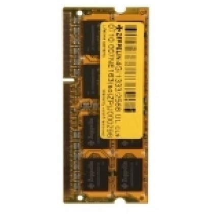 SODIMM ZEPPELIN  DDR4/2133 4096M    (life time, dual channel) (ZE-SD4-4G2133)