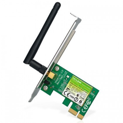 CARD PCI-E WIFI 150MBPS TP-LINK TL-WN781ND