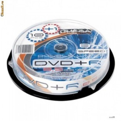 DVD+R 8.5 Gb Omega Freestyle DoubleLayer